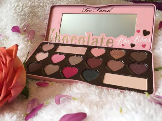 too faced bon bons palette two