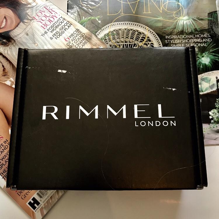 Rimmel London Influenster VoxBox